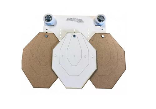 DAA Runner/Slider Dry-Fire Target by Double Alpha