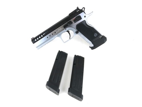 Tanfoglio / IFG Defiant Limited Master Pistol in 40 S&W