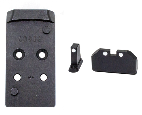 CZ P-10 Co-Witness Optic Adapter Plate for Delta Point Pro (19241)