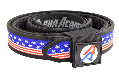 DAA American Flag Competition Belt by Double Alpha