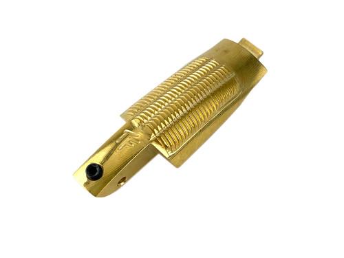 Canik TP9SFX Brass Backstrap Grip Panel