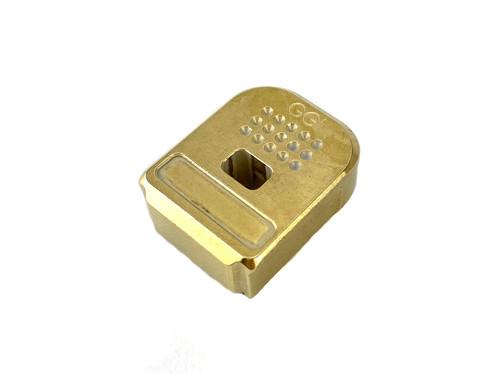 Sig P320 Brass Basepads by Taylor Freelance/Gray Guns