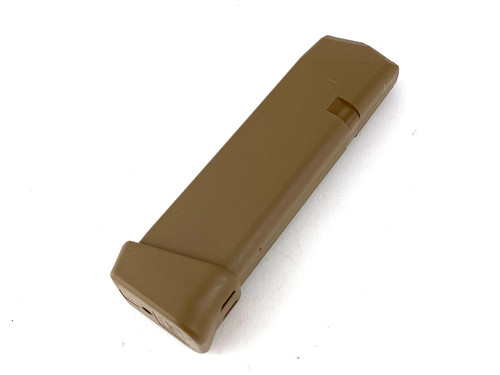 Glock Factory Magazine G19X 19rd 9mm Luger - Coyote (47488) GL47488