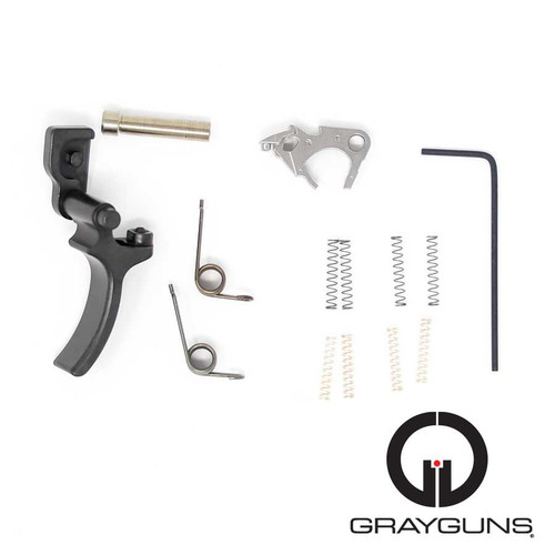 Sig P320 Competition Hybrid Trigger System Kit by Gray Guns (SYS-SIG-320-AHT), greyguns