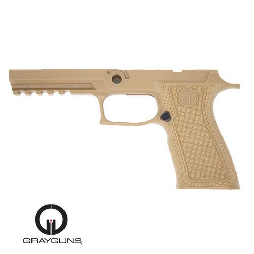 Sig P320 X-Full Tan Laser-Sculpted Grip Modules by Grayguns (MOD-SIG-XFULL-TAN) Gray Guns