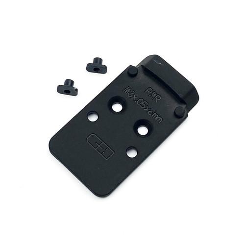 CHPWS CZ P-10 V4 Holosun 407k / 507k Red Dot Optic Adapter Plate, CZ-HOLOk