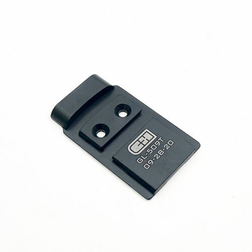 CHPWS Holosun 509T to GLOCK MOS Optic Adapter Plate GL-509T