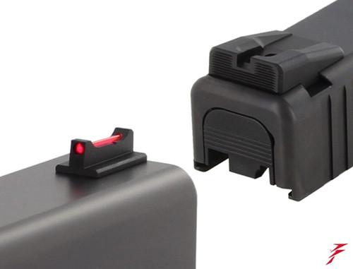 Dawson Precision Glock Fixed Carry Sight Set (310-001)