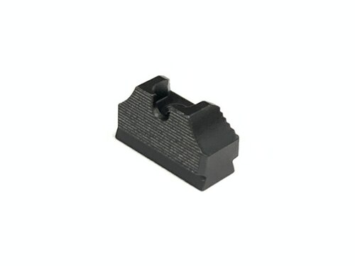 Sig P320 Optic Height Rear Sight by 10-8 Performance 1601-140