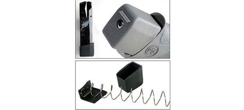 Arredondo Basepad & Spring for S&W M&P in 9mm & 40 S&W