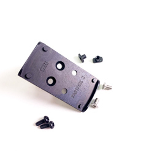 CHPWS V4 Adapter Plate for MOS GLOCK to Burris Fastfire II & III (GL-BFF)