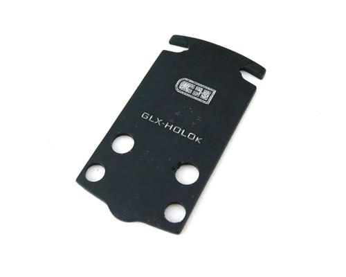 CHPWS Adapter Plate for GLOCK 43X / 48 MOS to Holosun 407k / 507k (GLX-HOLOk)