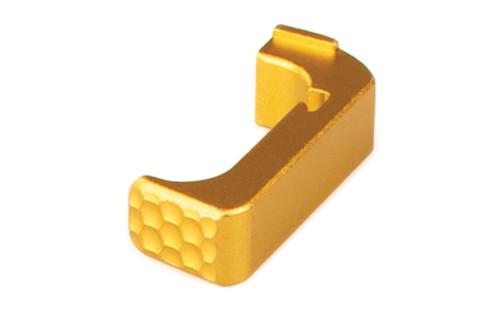 ZEV Magazine Release in Gold for Glock Gen 4 & Gen 5 (MR-SM-4G-G)