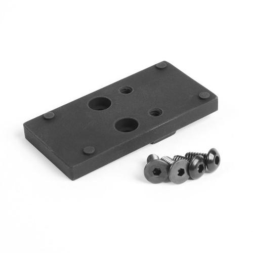 Walther Q5 Match Optic Adapter Plate for Vortex Viper/Venom, Burris FastFire by EGW (49288)