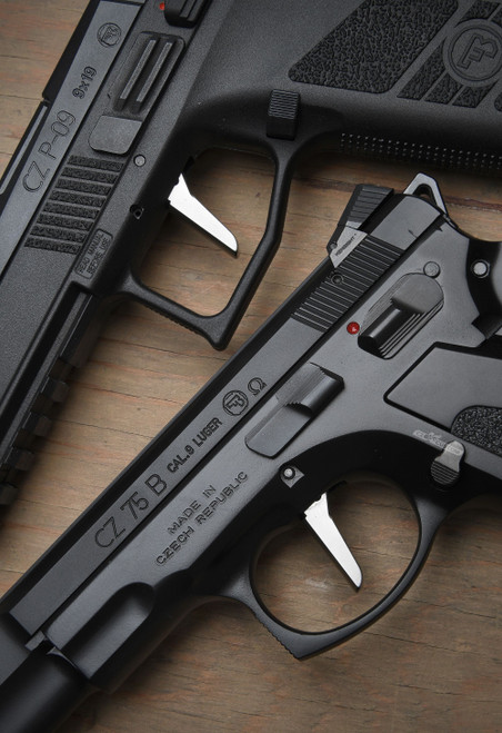 CZ P07 / P09 Straight Omega DA Trigger by CZ Custom (10448)