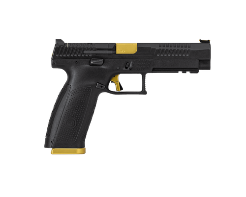 CZ P-10 F Competition Optic Ready in 9mm (95180)