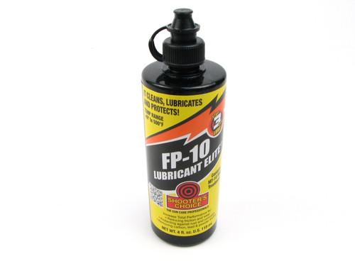 Shooter's Choice FP-10 Lubricant Elite 4 oz Oil