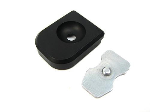 Sig Sauer P320 Easy Off Aluminum Extended Base Pad Basepad Shockbottle Shock Bottle