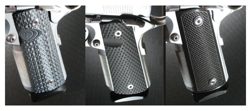 Techwell Grips for 1911 for Techwell Magwells