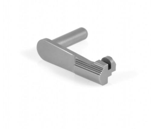 "1911 & 2011 Heavy Duty Slide Stop .200"" for 9mm/.38/.40 in Stainless Steel by EGW (11001)"