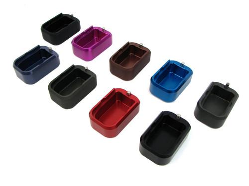 Taran Tactical TTI Firepower Small Base Pad Glock 19 & 23 Colors