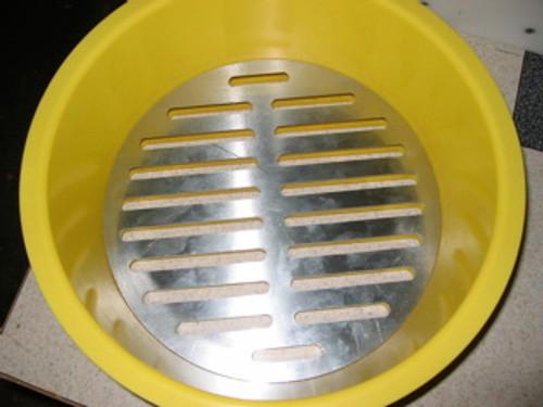 380 Metal Plate for Shell Sorter (T1356-380)