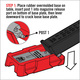 Real Avid Smart Mag Basepad Removal Tool for Glock (AVGLOCKMT)