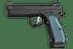 CZ Shadow 2 Optics-Ready Pistol in 9mm (91251)
