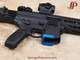 Sig Sauer MPX Aluminum Magwell by Springer Precision (SP0228) Blue