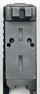 SIG P320 w/ R1P / DPP CUT w/ RMR / Holosun Holes – Filler Plate for RMR / SRO / Holosun CHPWS SGRX-RSH-FIL