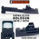CHPWS CZ P-10 V4 Holosun 407k / 507k Red Dot Optic Adapter Plate