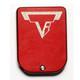 Taran Tactical TTI 7G Base Pad for STI / SVI 2011 Open USPSA / IPSC 140 Magazines Red