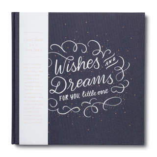 Front of  Wishes & Dreams for You, Little One with bellyband.