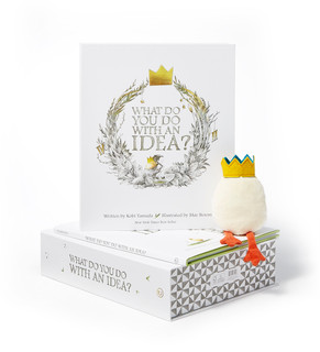 What Do You Do With an Idea? Gift Set