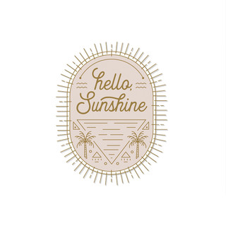Hello, Sunshine