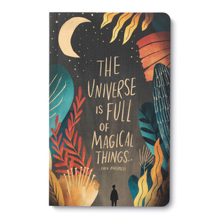 """The universe is full of magical things."" —Eden Phillpotts"