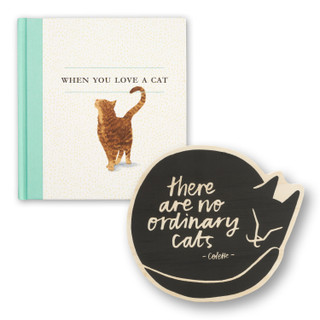 When You Love a Cat Gift Set