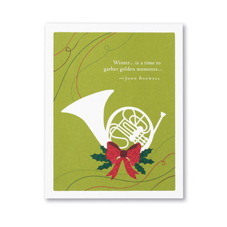 Positively Green Holiday 8-Card Pack: Christmas Traditions