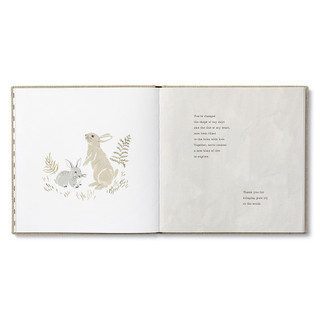 """Inside pages, """"Year by Year"""", book to write a letter a year to your child, includes prompts and questions to help you write a letter to your child every year, classic, gender neutral design"""