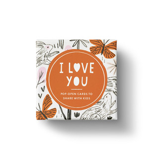 Front of I Love You ThoughtFulls sleeve.