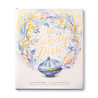 The Candy Dish with FREE Art Print
