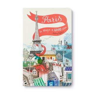 """Paris is always a good idea.""  —Audrey Hepburn"