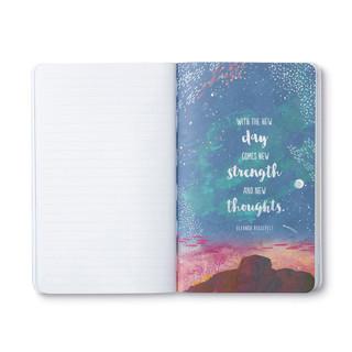 Inside of Write Now Journal: Always Believe.