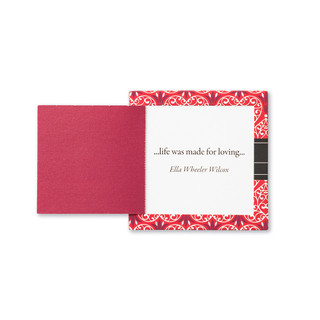 Inside of Love card.
