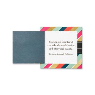 Inside of Love Life card.