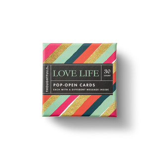 Front of Love Life box.