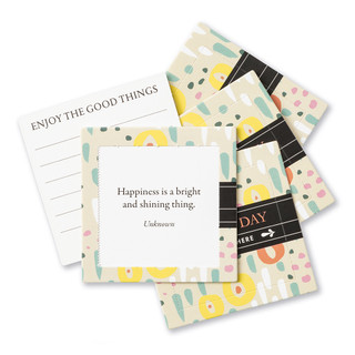 Front of Happy Day cards.