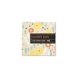 Front of Happy Day card.