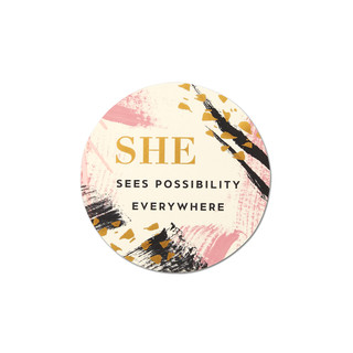 She Sees Possibility Everywhere