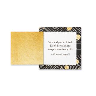 Inside of Dream card.